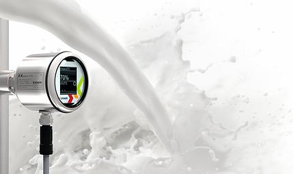 Mesure de biomasse pour applications laitières avec EXner