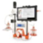 Système Filtration échelle Laboratoire avec fibres creuses