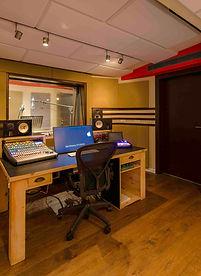 Control room Bat-Shlomo Studios