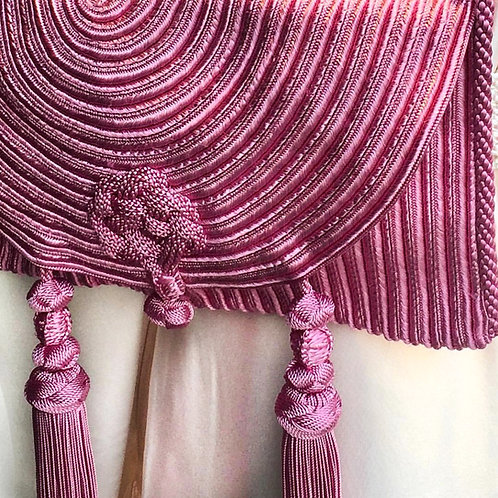 HANDMADE SILK BAG
