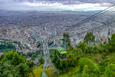 Cerro de Monserrate