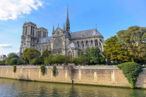Paris - Notre-Dame Cathedral