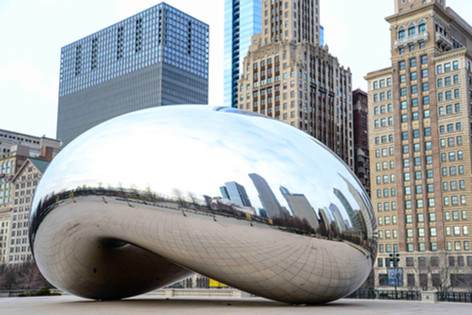 "Chicago, IL - The ""Bean"""