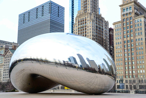 "Chicago, IL - The ""Bean"""