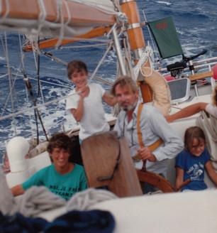 Taking Children on the High Seas