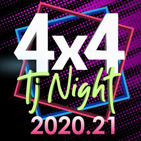 Semifinales 4x4 TJ Night 2020.21