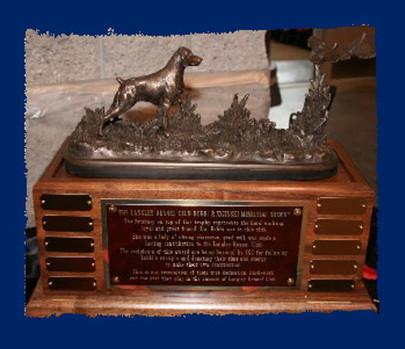 LKC Annual Bobbi Award for Exceptional Service