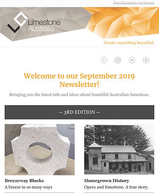 The latest from Limestone Australia_Page