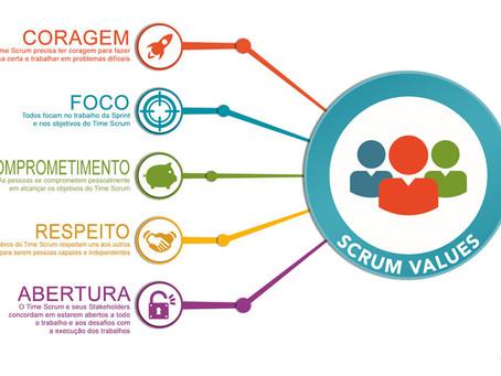 A metodologia SCRUM com foco em projetos ambientais