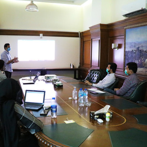NAVEENA HOSTED FINAL YEAR STUDENTS FROM NED UNIVERSITY FOR VALUE STREAM MAPPING (VSM)