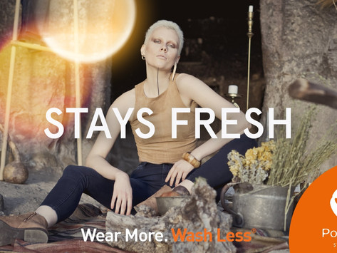 Naveena Denim Mills Launches STAYS FRESH Collection in Collaboration with  Polygiene®