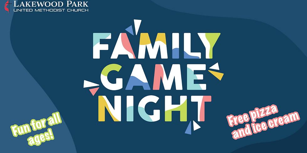 Family Game Night November