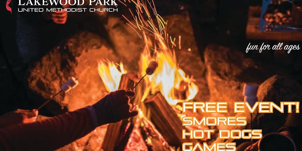 Campfire Night- November