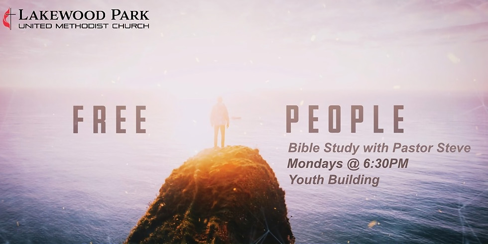 Bible Study with Pastor Steve- Week 3