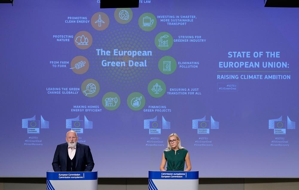 green deal, ecology, green politics