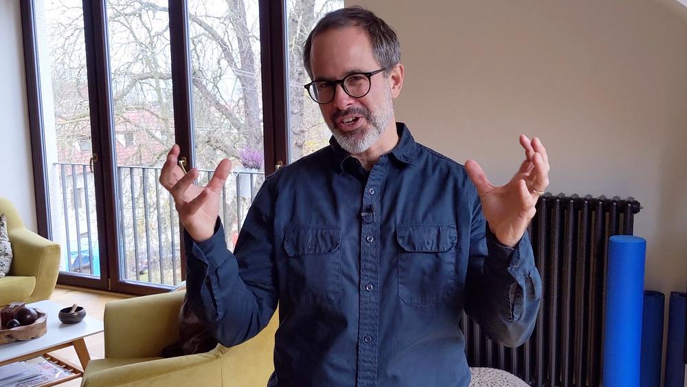 Edward Meegan, Creative Dock's former Head of Innovation
