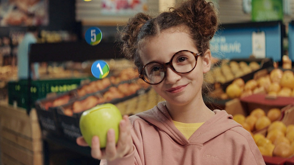albert, ahold, ad campaign, shopping, healthy eating