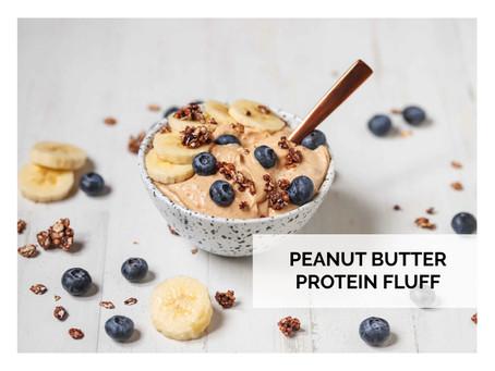 Peanut Butter Protein Fluff