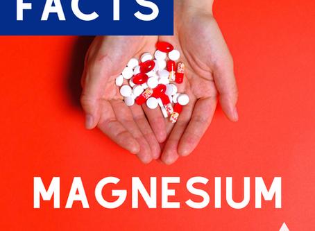 FACTS Issue 1: Magnesium