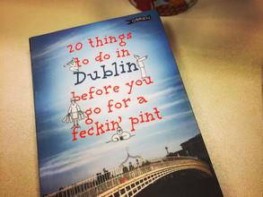Dublin gezi notları