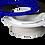 Thumbnail: Culwell Flange 4in Hub Glue-in - PVC