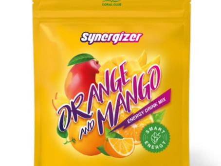 Synergizer orangedЭнергия -ВСЁ!