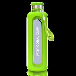бутылка стекло зеленая