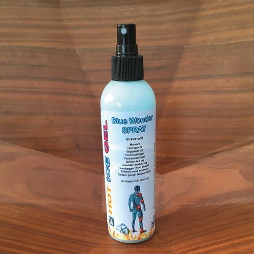 BLUE WONDER som væske (flaske med spray)