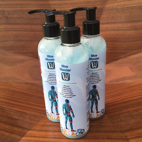 BLUE WONDER som gel (flaske med pumpe)