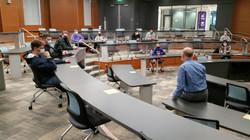Bob Spencer negotations seminar Spr 2021