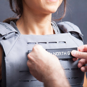 North Gym Weight Vest Fury