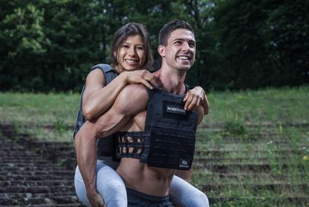North Gym Weight Vest Fury