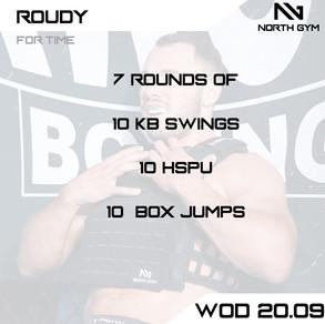 North Gym Weight Vest WOD Card 20.09.JPG