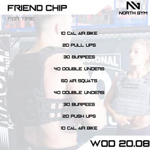 North Gym Weight Vest WOD Card 20.08.JPG