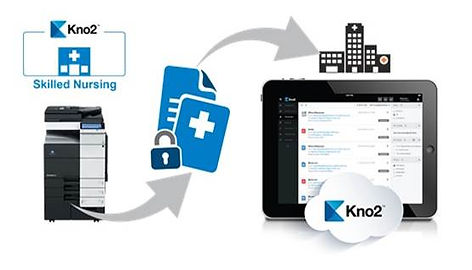 Kno2 healthcare software