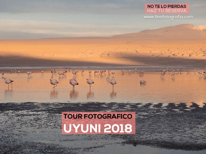 Tour Fotografíco Uyuni 2017