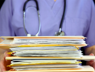 New technology gives healthcare providers a secure HIPAA-compliant method of exchanging patient info
