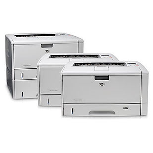 Managed Print Services HP printers