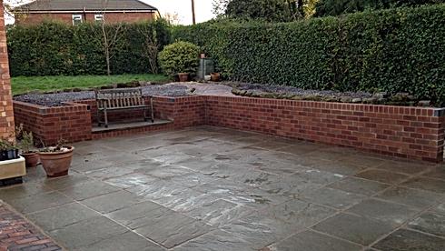 Hortcraft garden wall