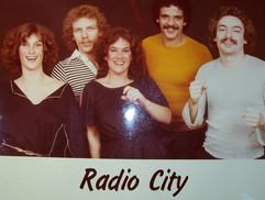 Vintage band photo