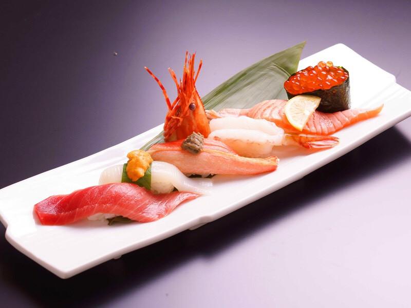 numazu uogashizushi nigiri sushi