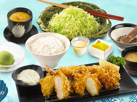 Saboten Hokkaido Scallop Fiesta