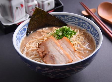 New! Tonkotsu Ramen at YAYOI