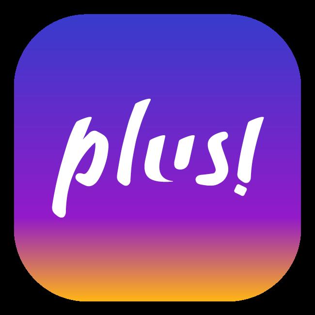 plus! app