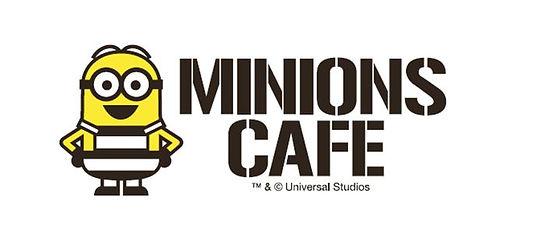 Minions Cafe Logo