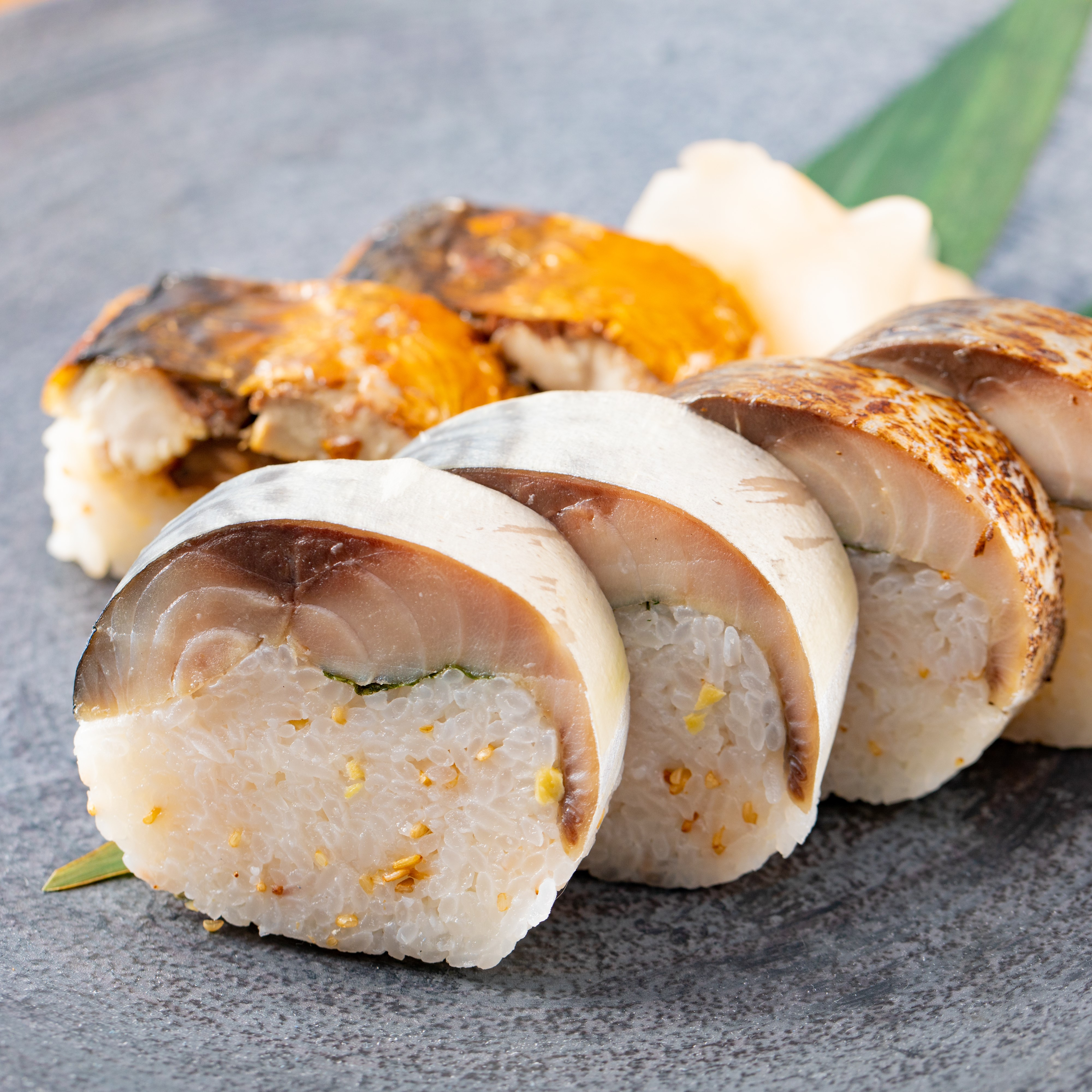 2019GM41_とろ鯖寿司盛合せ