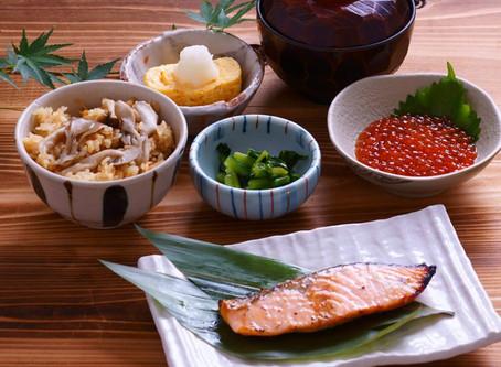 Autumn Feast at Numazu Uogashizushi