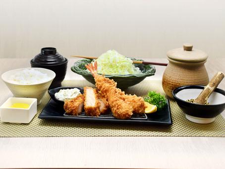 Saboten Weekday Lunch Special at 100AM