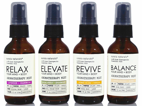 Aromatherapy Collection - 4 Pack