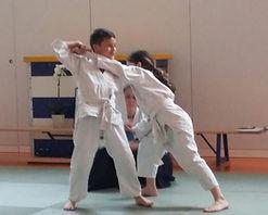Yukana Dojo, Aikido Winterthur, Kindertraining
